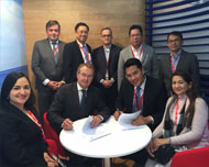 PACIFICAL & RD Sign MoU: Increasing MSC Supply