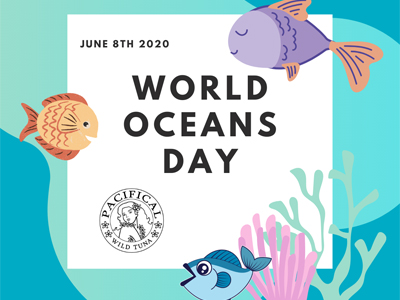 Join Pacifical In Celebrating World Oceans Day