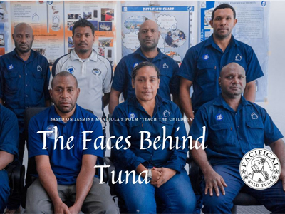 The Faces Behind Tuna | Happy World Tuna Day